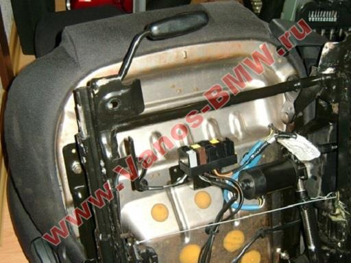 Шестерня электропривода сидения форд мондео 3