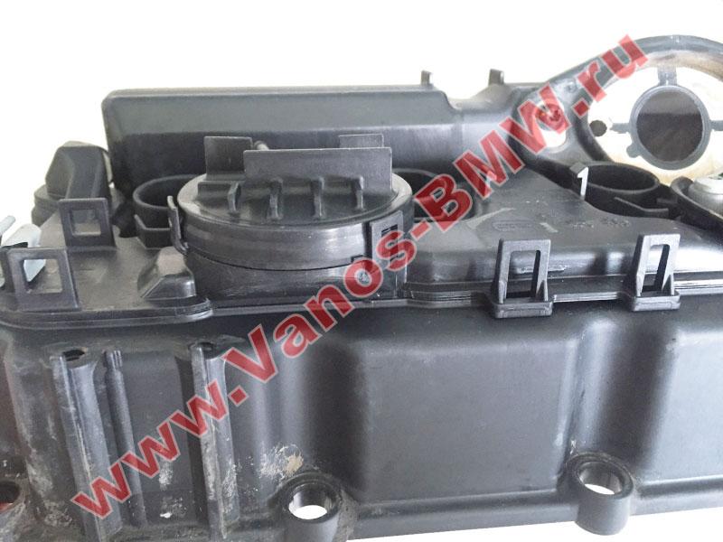 Мембрана КВКГ двигатель N51, N52, N52N, N52K (клапан встроен в крышку двигателя) 11127552281 BMW  N52-003