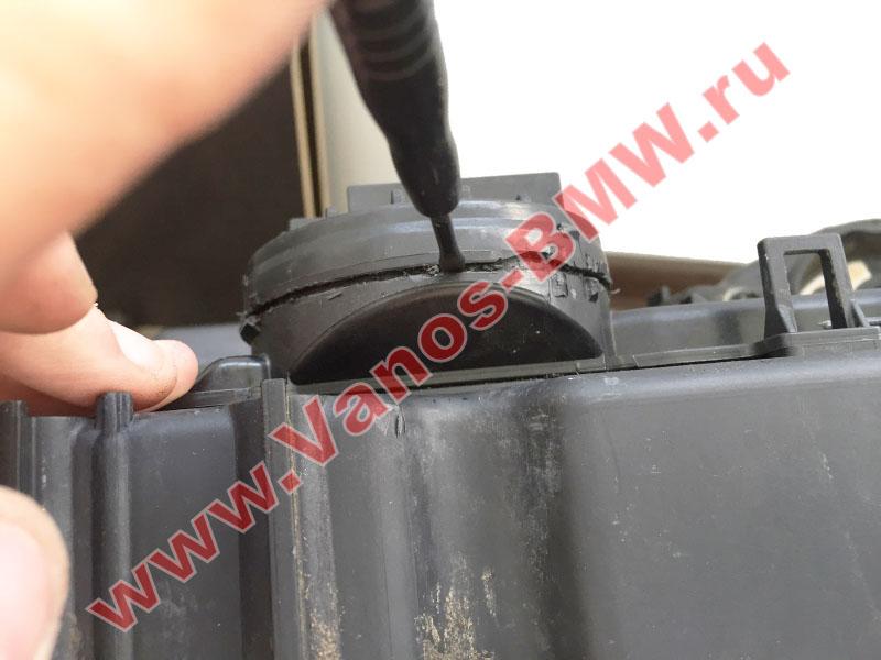 Крышки на двигатель bmw