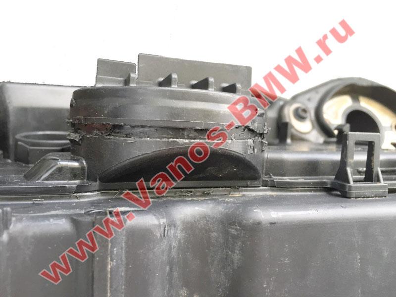 Мембрана КВКГ двигатель N51, N52, N52N, N52K (клапан встроен в крышку двигателя) 11127552281 BMW  N52-008
