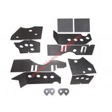 Комплект для укрепления задней балки E46