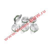 Заглушки вихревых заслонок BMW (комплект 6 шт - 32 мм (алюминий)