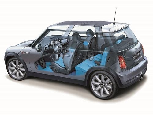 автозапчасти Mini Cooper