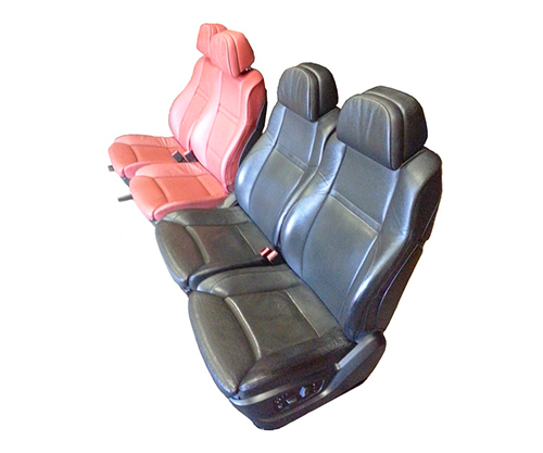 ремонт сидений БМВ