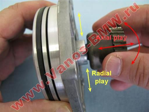 Выставление фаз грм бмв м54 без спец инструмента